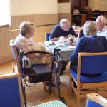 Kinloss Coffee Morning Attendees