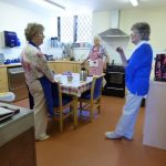 Kinloss Ladies in the Kitchen